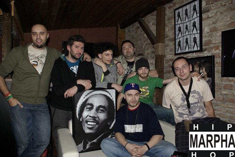 El Negro @ Marpha Hip Hop