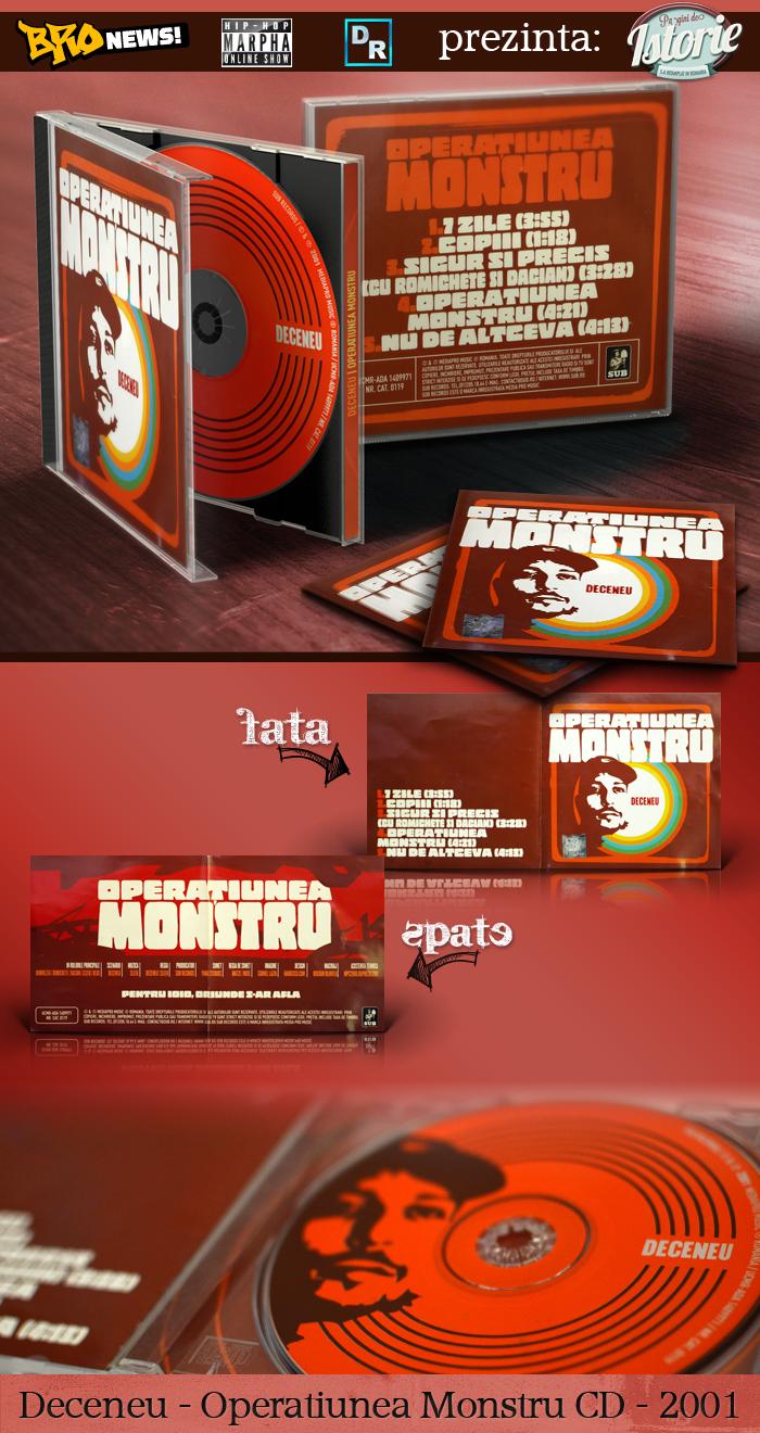 Pagini de istorie: Deceneu – Operatiunea Monstru (2001)