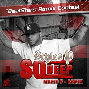 BeatStars Remix Contest - Styles P - So Deep (Mario V REMIX)-cover