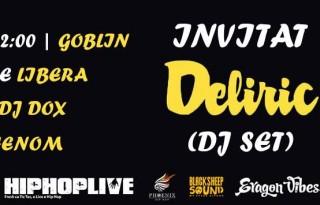 So So Fat cu Deliric DJ SET - Duminica 24 mai