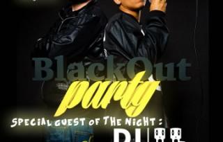 BlackOut Party - DJ UNDOO