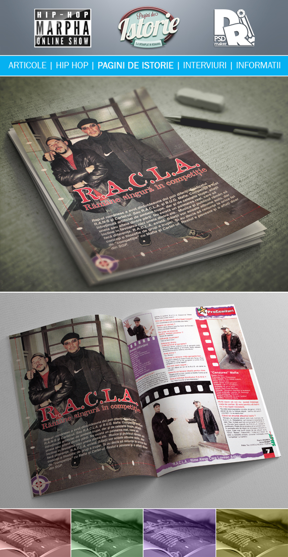 scan racla